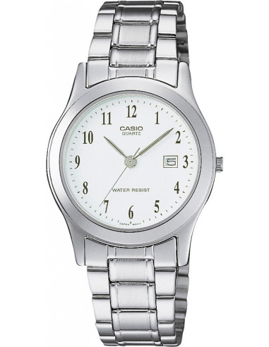 Chic Time | Montre Femme Casio Collection LTP-1141A-7BEF Argent  | Prix : 28,90 €