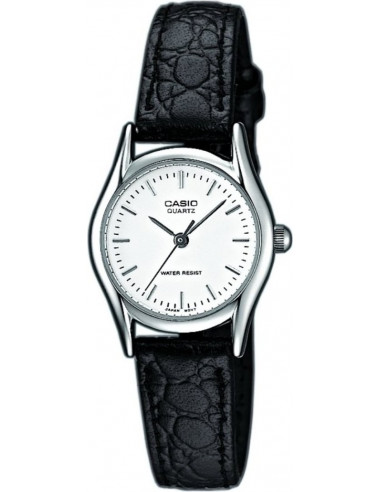 Chic Time | Montre Femme Casio Collection LTP-1154E-7AEF Noir  | Prix : 22,90€