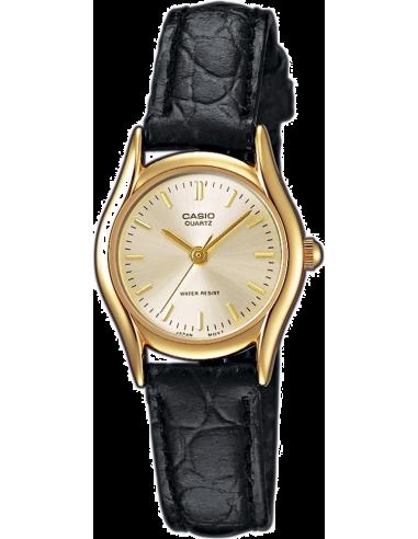 Chic Time | Montre Femme Casio Collection LTP-1154Q-7AEF Noir  | Prix : 22,90€