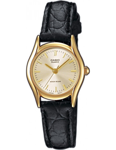 Chic Time | Montre Femme Casio Collection LTP-1154Q-7AEF Noir  | Prix : 22,90 €