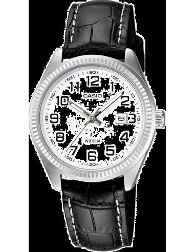 Chic Time | Montre Femme Casio Collection LTP-1302L-7BVEF Noir  | Prix : 25,10€