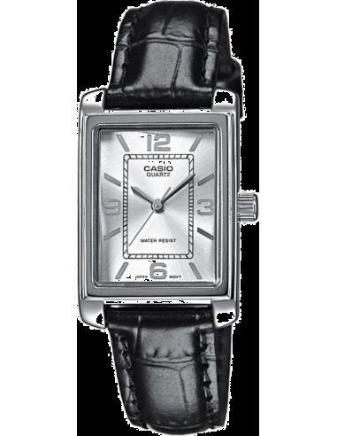Chic Time   Montre Femme Casio Collection LTP-1234L-7AEF Noir    Prix : 28,90€