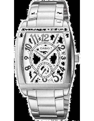 Chic Time | Montre Homme Casio MTP-1271D-7BDF Argent  | Prix : 49,90€