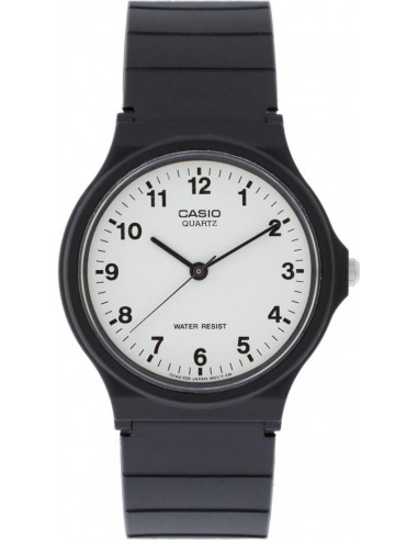 Chic Time | Montre Homme Casio Collection MQ-24-7BLLGF Noir  | Prix : 8,99 €