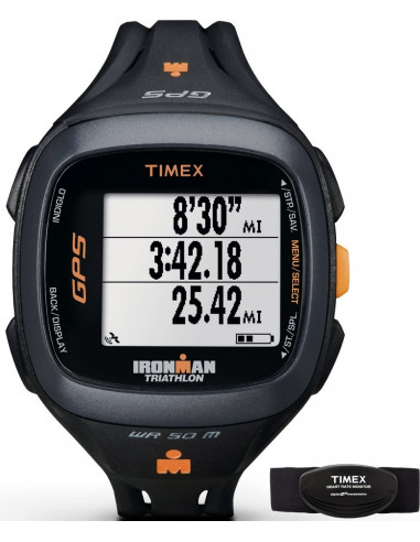 Chic Time   Montre Mixte Timex Ironman Run Trainer 2.0 T5K742    Prix : 145,00€