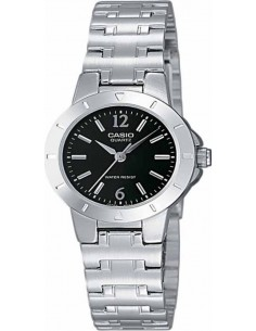 Chic Time | Montre Femme Casio Collection LTP-1177A-1AEF Argent  | Prix : 31,20 €