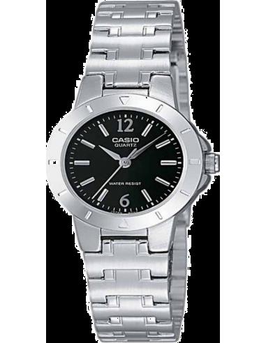 Chic Time | Montre Femme Casio Collection LTP-1177A-1AEF Argent  | Prix : 31,20€