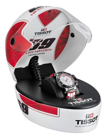 Chic Time | Montre Homme Tissot T0484172701700 - Nicky Hayden 2013 Edition Limitée  | Prix : 662,40 €
