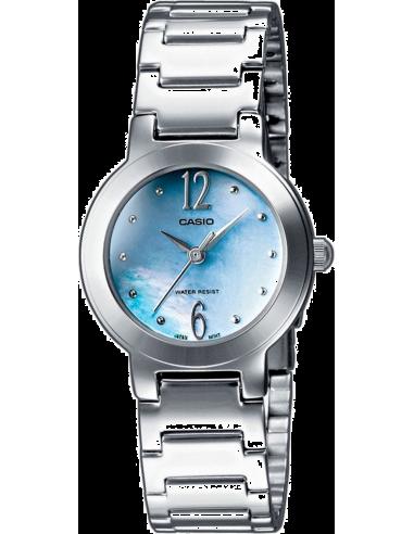 Chic Time   Montre Femme Casio Collection LTP-1282D-2AEF Bracelet Acier Inoxydable    Prix : 31,50€