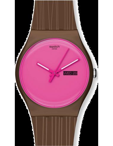 Chic Time | Montre Femme Swatch Wonder Drift SUOZ706  | Prix : 47,34€
