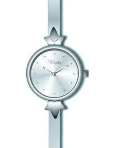 Chic Time   Montre Femme Lolita Lempicka 9501402 Blanche    Prix : 26,97€