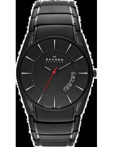 Chic Time   Montre Homme Skagen SKW6035 Noir    Prix : 219,00€