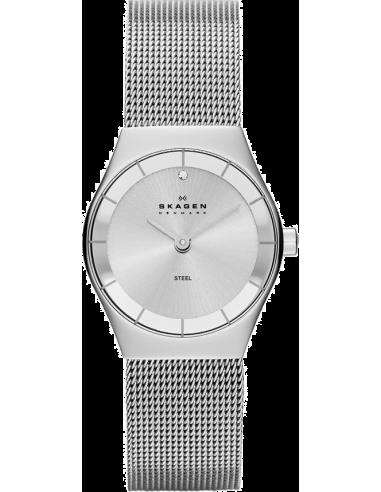 Chic Time | Montre Femme Skagen Classique SKW2044 Bracelet Acier Inoxydable  | Prix : 119,90€