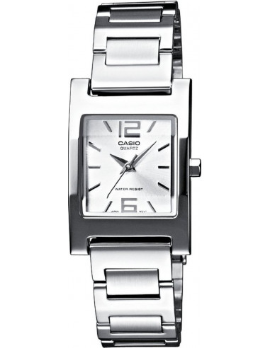 Chic Time   Montre Femme Casio Collection LTP-1283D-7AEF Argent    Prix : 37,89€