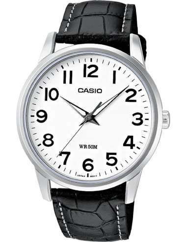 Chic Time | Montre Femme Casio Collection LTP-1303L-7BVEF Noir  | Prix : 29,90 €