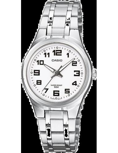 Chic Time   Montre Femme Casio Collection LTP-1310D-7BVEF Argent    Prix : 32,10€