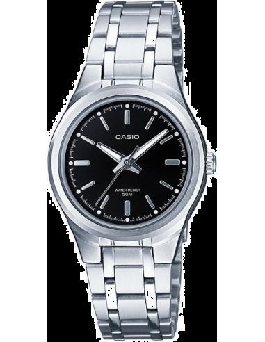 Chic Time | Montre Femme Casio Collection LTP-1310D-1AVEF Argent  | Prix : 33,00€