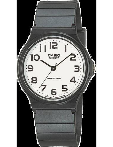 Chic Time | Montre Homme Casio Collection MQ-24-7B2LEF Noir  | Prix : 10,99€