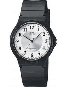 Chic Time | Montre Homme Casio Collection MQ-24-7B3LLEF Noir  | Prix : 19,00 €