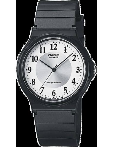 Chic Time | Montre Homme Casio Collection MQ-24-7B3LLEF Noir  | Prix : 19,00€