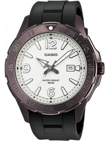 Chic Time | Montre Homme Casio Collection MTD-1073-7AVEF Noir  | Prix : 64,00 €