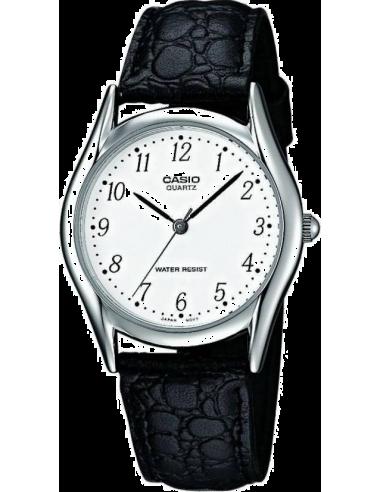 Chic Time | Montre Homme Casio Collection MTP-1154E-7BEF Noir  | Prix : 25,00€