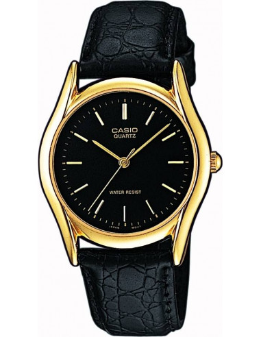 Chic Time   Montre Homme Casio Collection MTP-1154Q-1AEF Noir    Prix : 24,90€