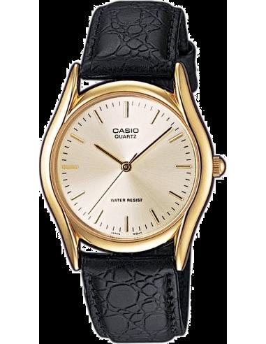 Chic Time | Montre Homme Casio Collection MTP-1154Q-7AEF Noir  | Prix : 24,90€