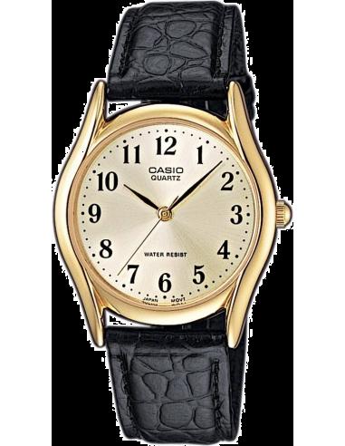 Chic Time | Montre Homme Casio Collection MTP-1154Q-7B2EF Noir  | Prix : 24,90€