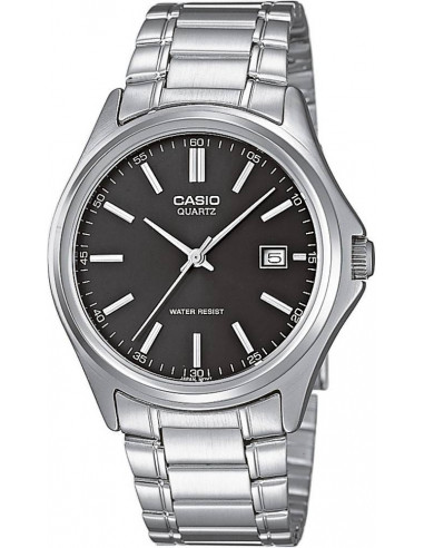 Chic Time   Montre Homme Casio Collection MTP-1183A-1AEF Argent    Prix : 39,90€