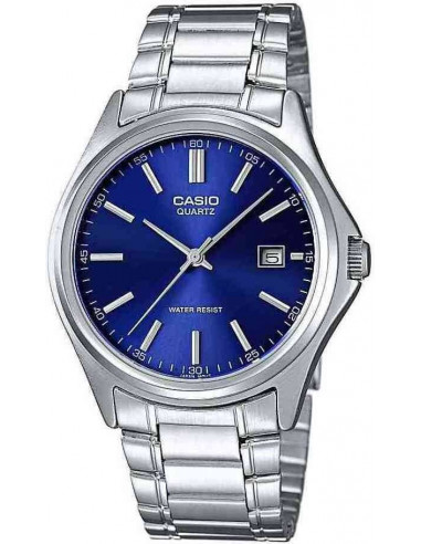 Chic Time | Montre Homme Casio Collection MTP-1183A-2AEF Argent  | Prix : 37,00€