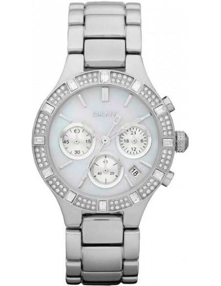 Chic Time | Montre Femme DKNY NY8507 Argent  | Prix : 199,00 €