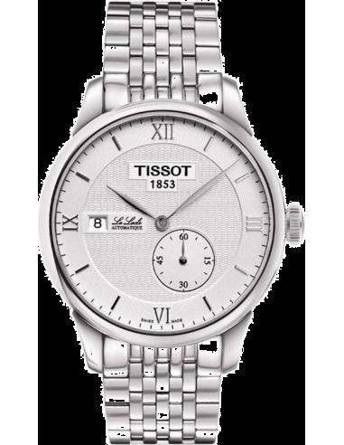 Chic Time | Montre Homme Tissot Le Locle petite seconde T0064281103800  | Prix : 740,00€