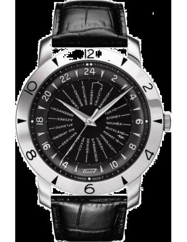 Chic Time | Montre Homme Tissot Heritage Navigator Automatic T0786411605700   | Prix : 1,445.00