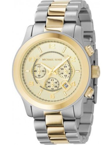 Chic Time | Montre Homme Michael Kors Two-Tone MK8098  | Prix : 190,00 €