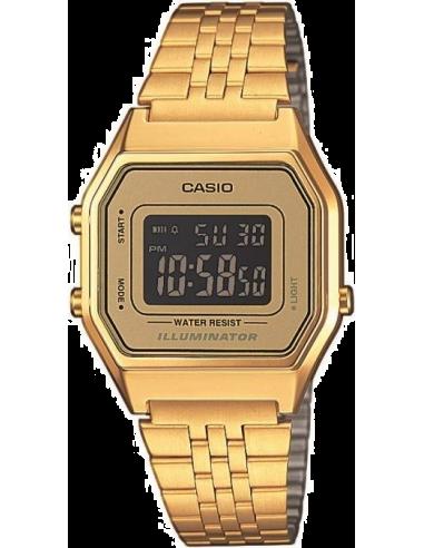 Chic Time | Casio Casio Vintage LA680WEGA-9BER Or  | Prix : 49,00€
