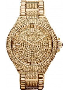 Chic Time | Montre Femme Michael Kors Camille MK5720 Or  | Prix : 439,20 €