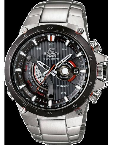 Chic Time | Montre homme Casio Edifice EQW-A1000DB-1AER bracelet acier inoxydable  | Prix : 499,00€