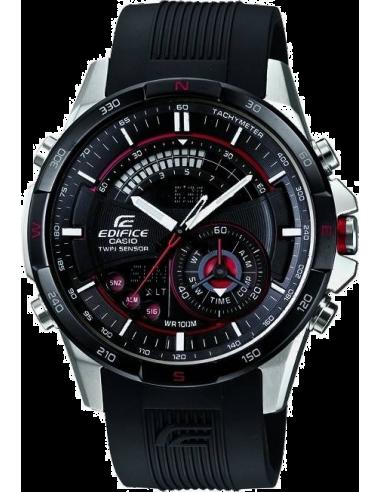 Chic Time | Montre Homme Casio Edifice ERA-200B-1AVER Noir  | Prix : 259,00€