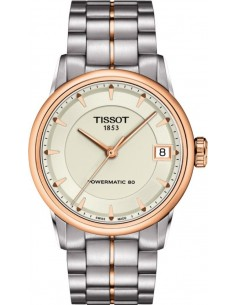 Chic Time | Montre Femme Tissot Luxury Automatic Cosc T0862072226101  | Prix : 890,00 €
