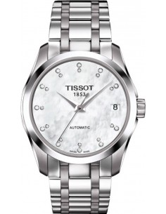 Chic Time   Tissot T0352071111600 women's watch    Buy at best price