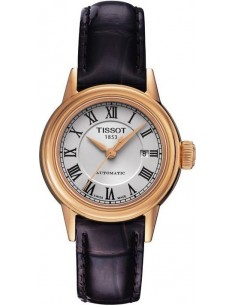 Chic Time | Montre Femme Tissot Carson T0852073601300 Noir  | Prix : 625,00€