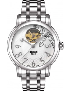 Chic Time | Montre Femme Tissot Lady Heart Automatic T0502071103200  | Prix : 625,20 €