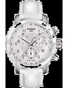 Chic Time | Montre Femme Tissot PRC 200 T0552171603200 Blanc  | Prix : 430,00€