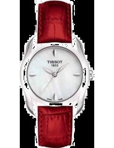Chic Time | Montre Femme Tissot T-Wave T0232101611101  | Prix : 260,00€