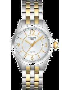 Chic Time | Montre Femme Tissot T-classic T0380072203700 Argent  | Prix : 535,50€