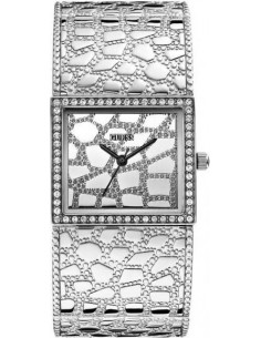 Chic Time | Montre Femme Guess Croco Luxe W0223L1  | Prix : 299,00 €