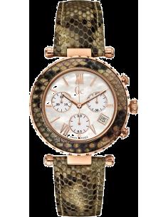 Chic Time | Montre Femme Guess Collection Diver Chic X43004M1S - Bracelet serpent  | Prix : 486,75€