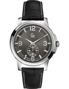 Chic Time   Montre Homme Gc Classica X82004G5S Noir    Prix : 279,90€