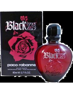 Chic Time | Paco Rabanne Black XS Pour Femme 80ml Eau de Toilette  | Prix : 48,00€
